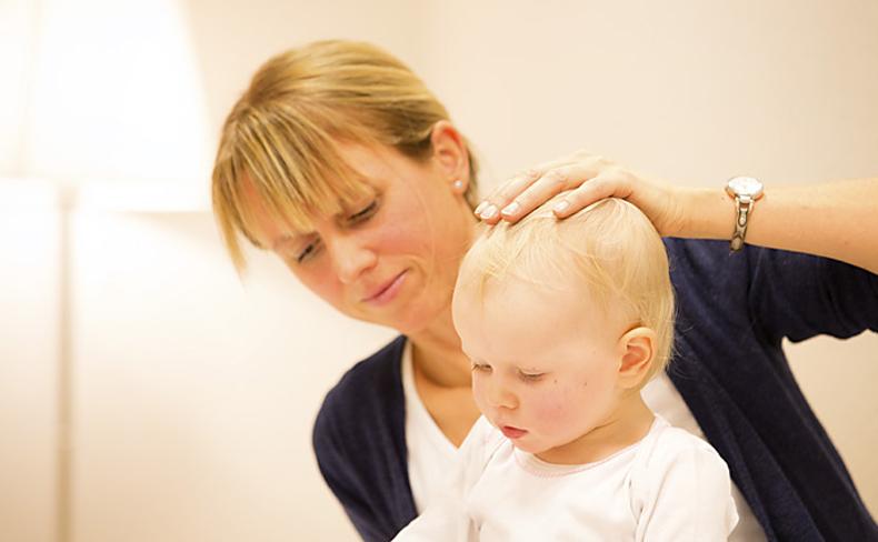 Osteopathie bei Kindern